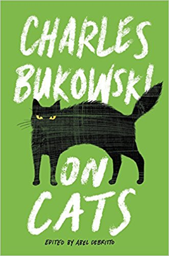 Bukowski On Cats Book Cover