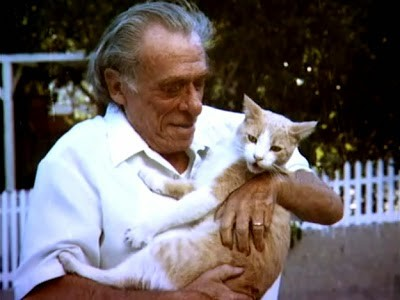 Bukowski with ginger